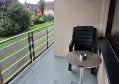 Apartment_Oldenburg_Horn_Balkon