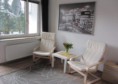 Preiswerte Ferienwohnung in der Stadt Oldenburg zu vermieten. HoRo Kurzzeitvermietung Tel.: 01522 / 2818439